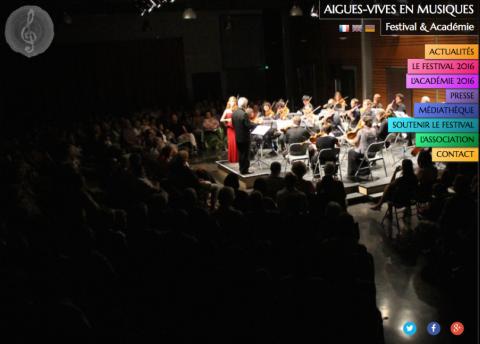 Aigues-Vives en musique 1